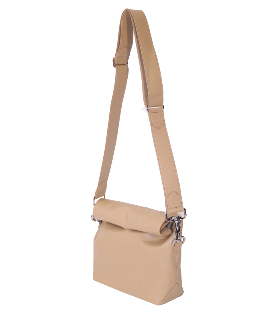Beige Cross Bag