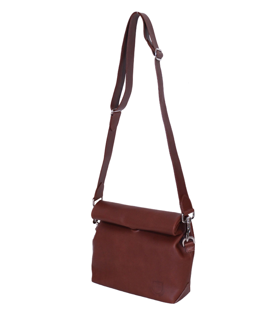 Chocolate Cross Bag