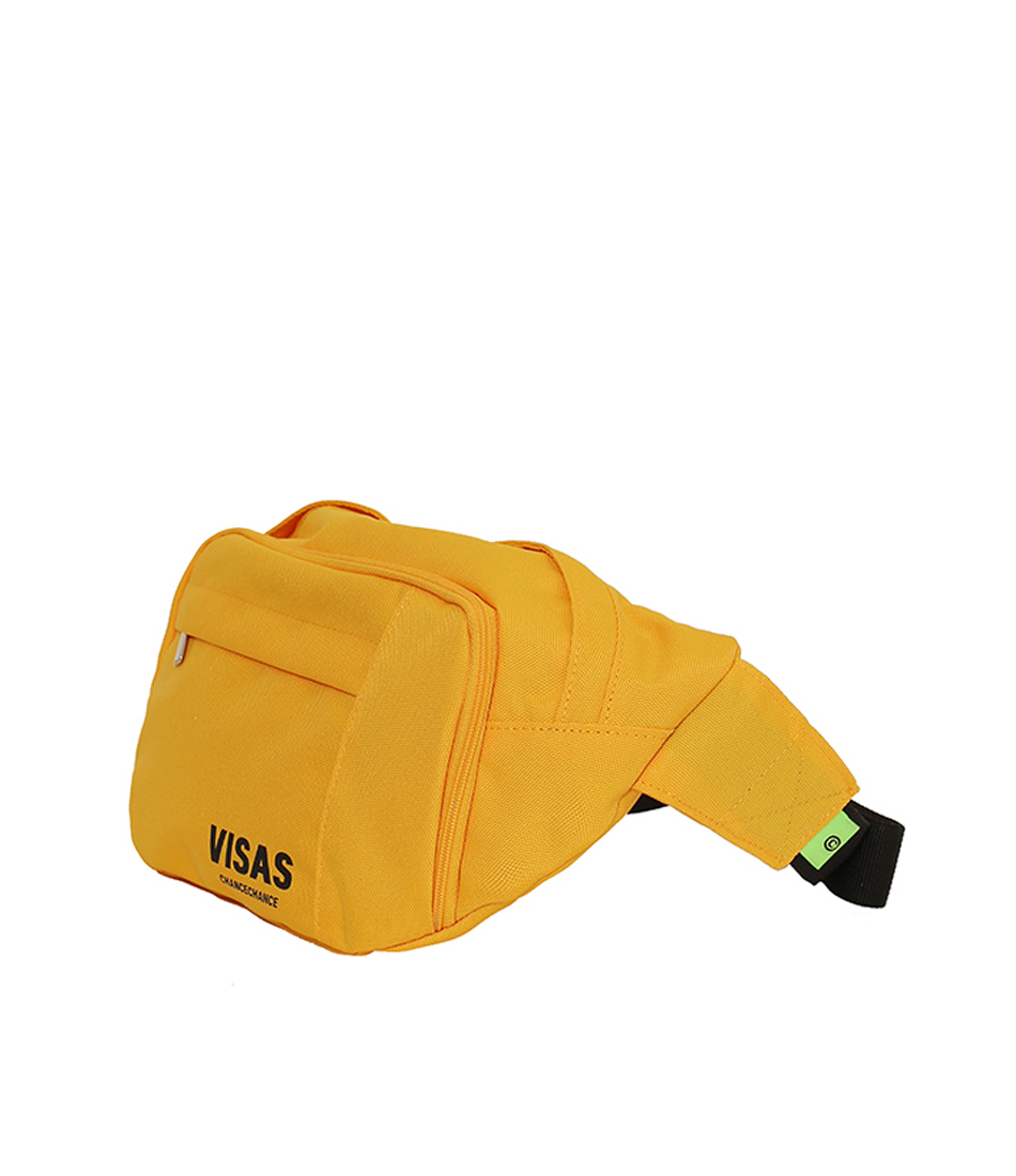 VISAS hip sack(YELLOW)