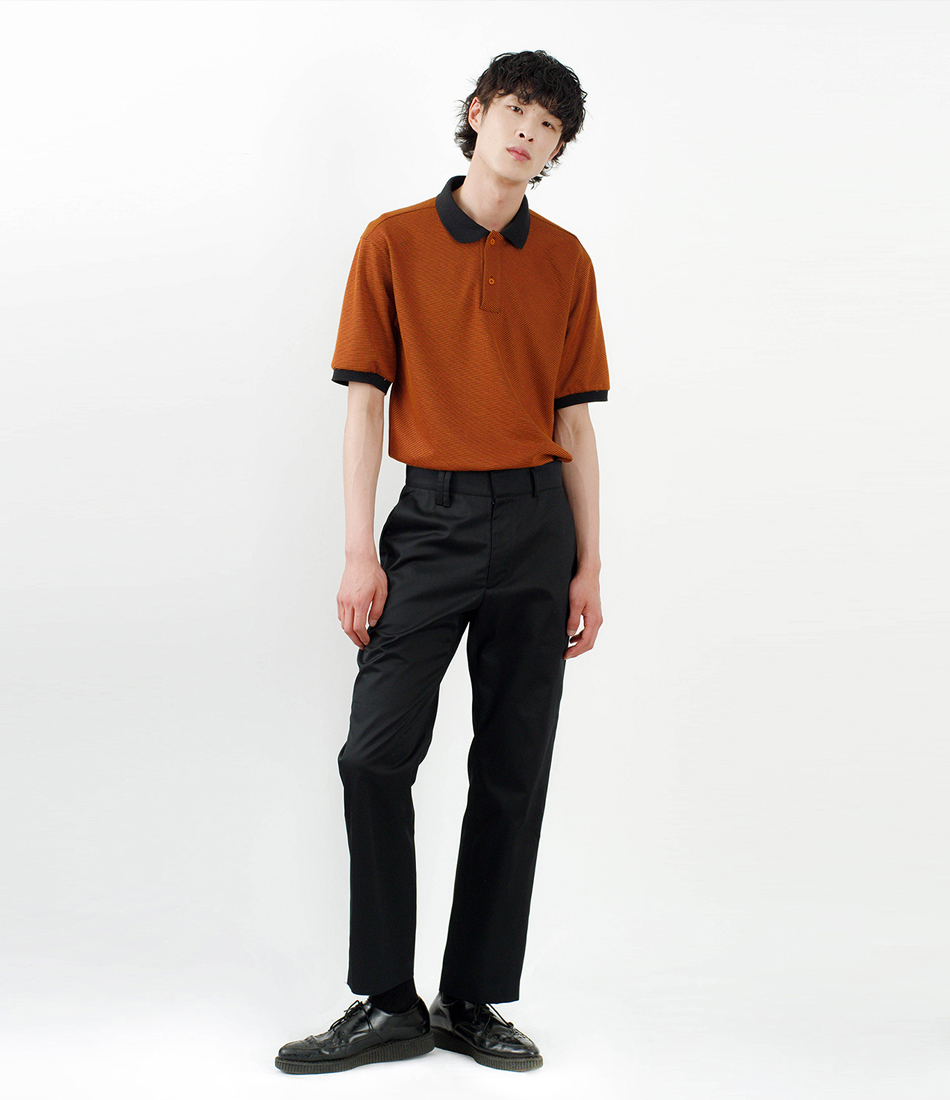 Regular fit  long pants