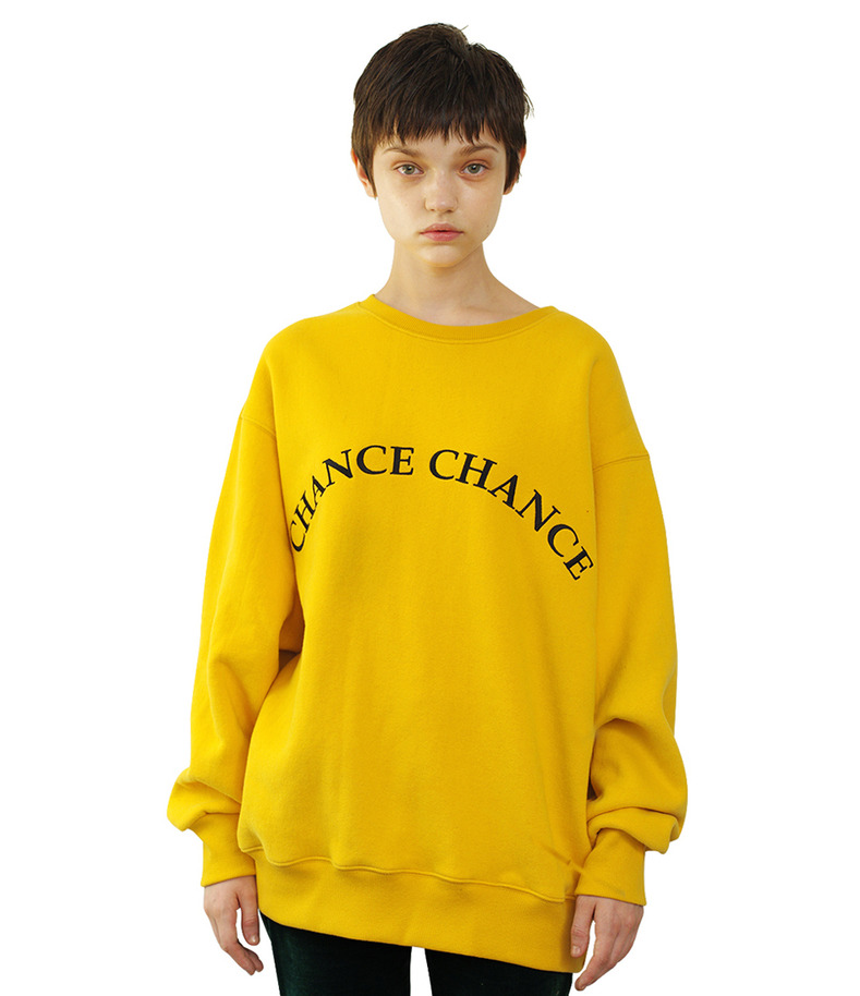 CHANCECHANCE Mustard MTM(기모)