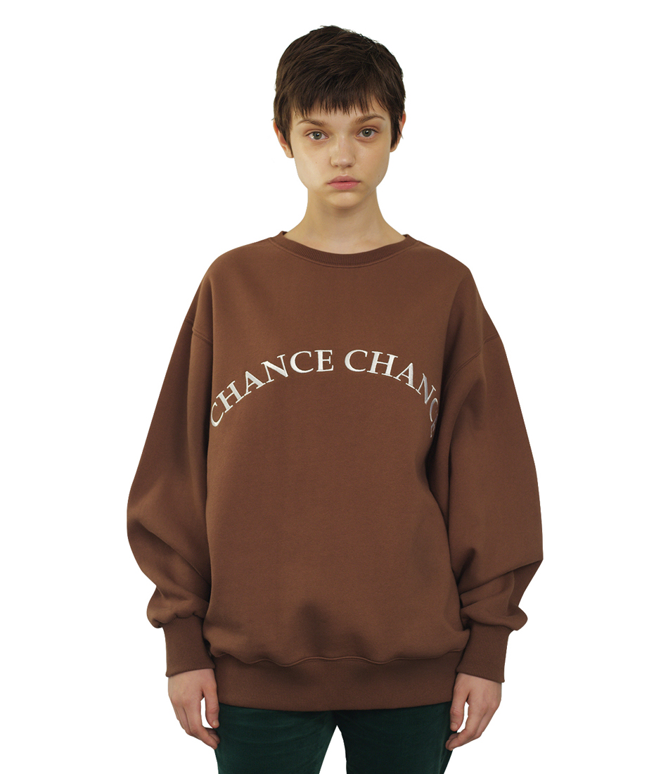 CHANCECHANCE Brown MTM(기모)