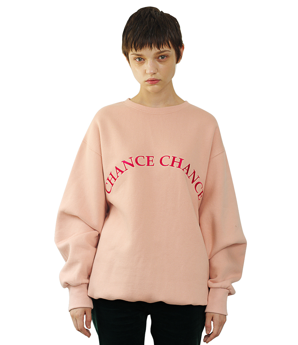 CHANCECHANCE Pink MTM(기모)