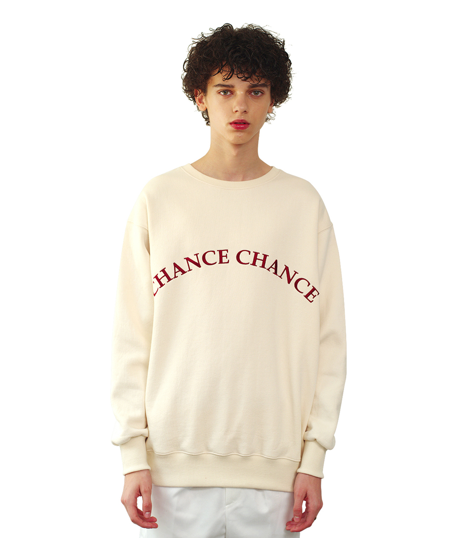 CHANCECHANCE Cream MTM (기모)