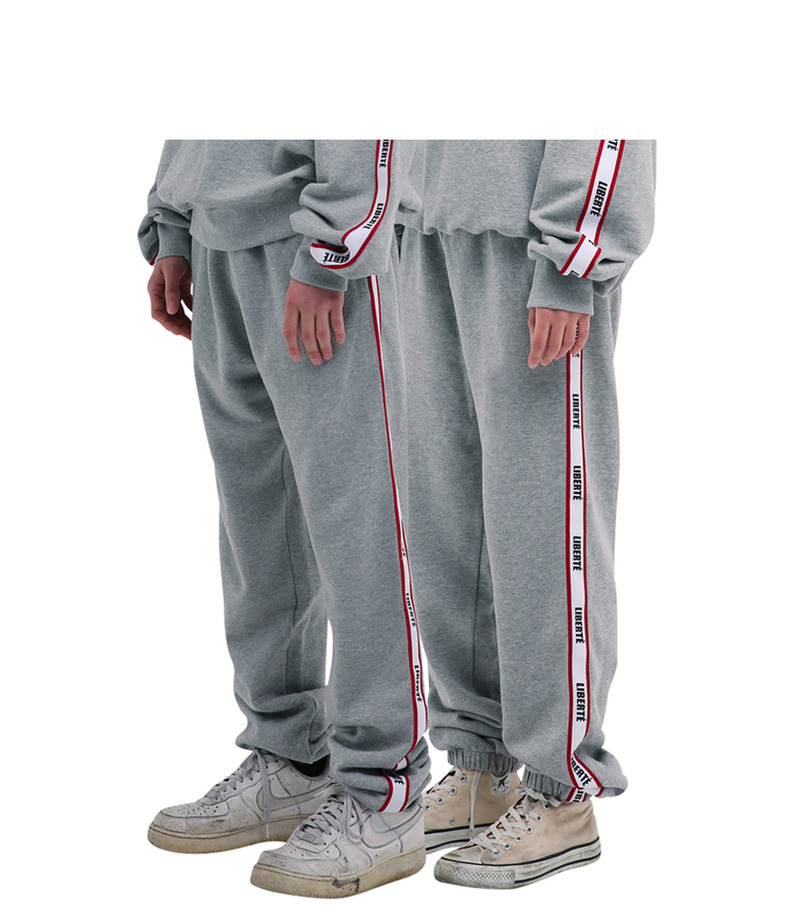 "[17s/s ""Liberté""]Training Pants(Gray)"