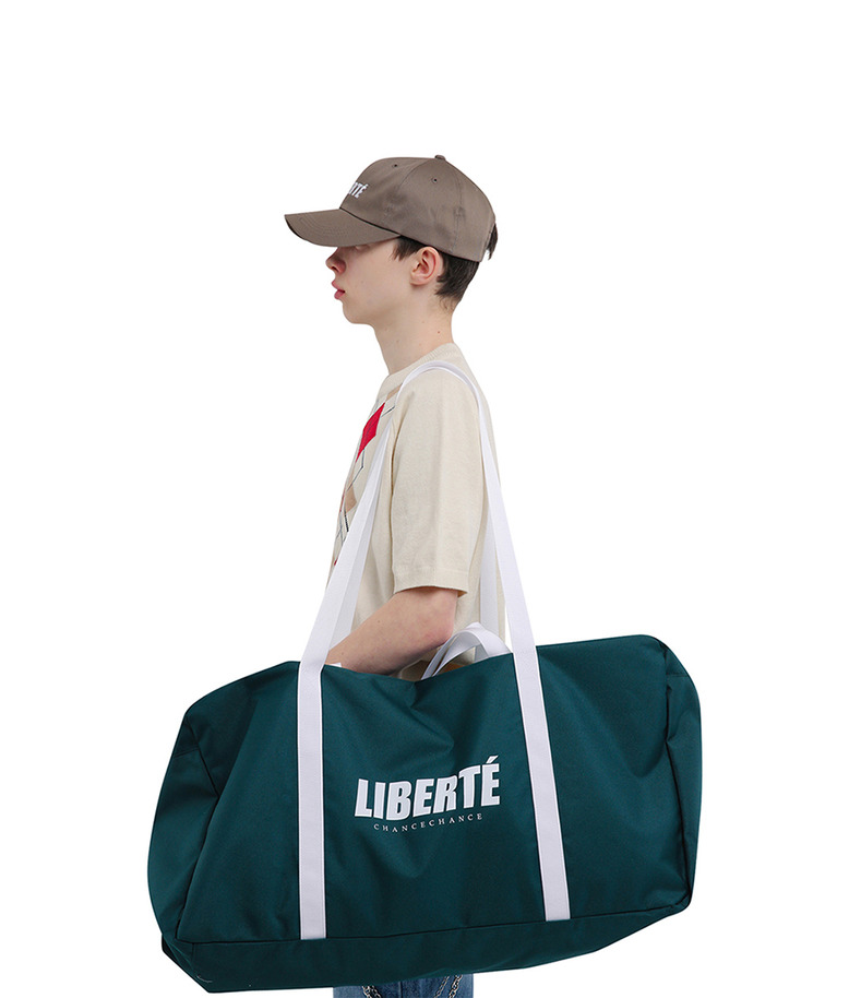 "[17s/s ""Liberté""]Sports Bag(Green)"