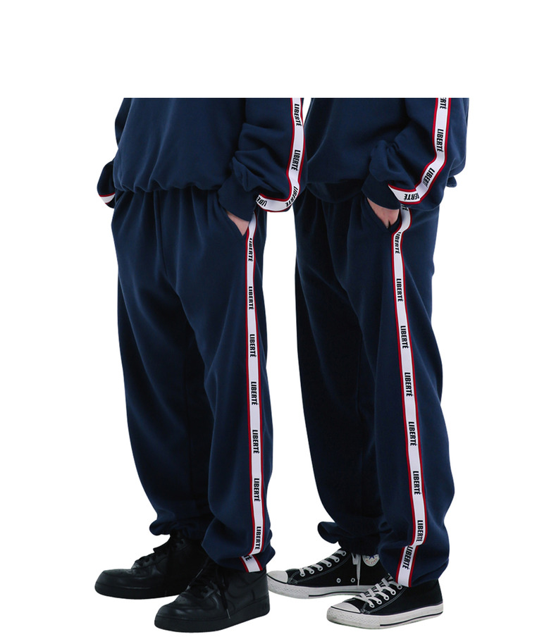 "[17s/s ""Liberté""]Training Pants(Navy)"