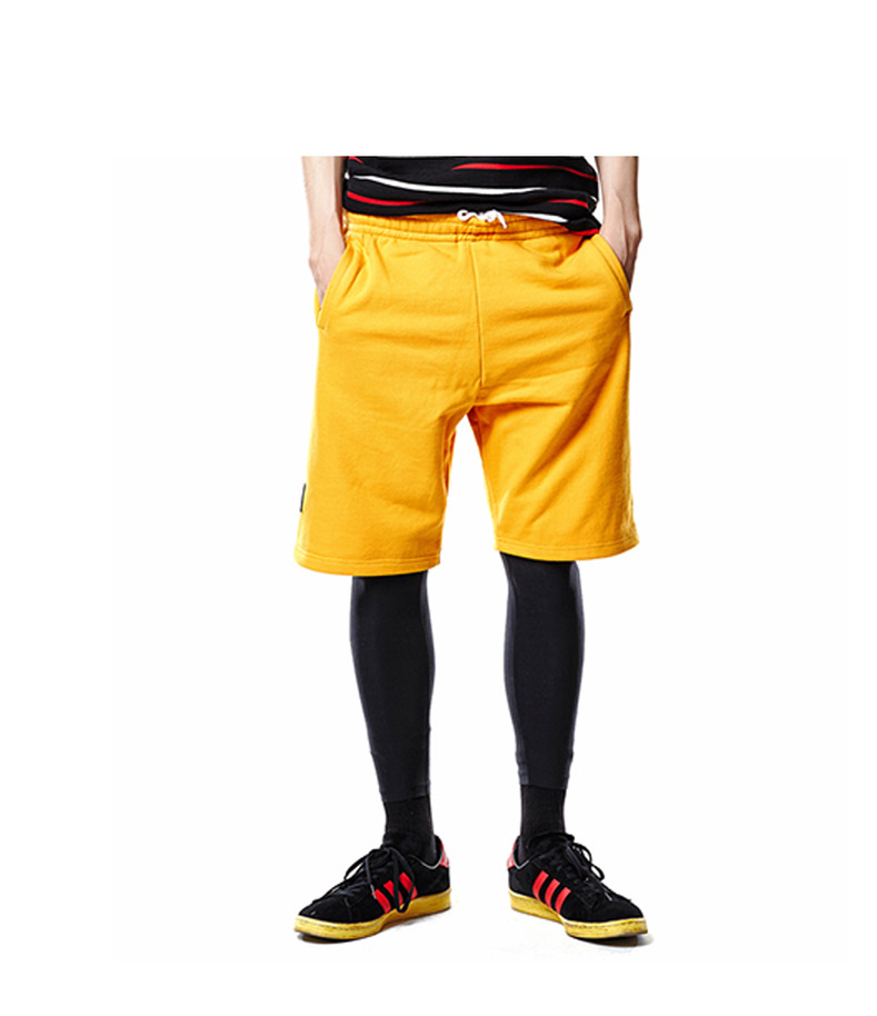 KIDS yellow pants