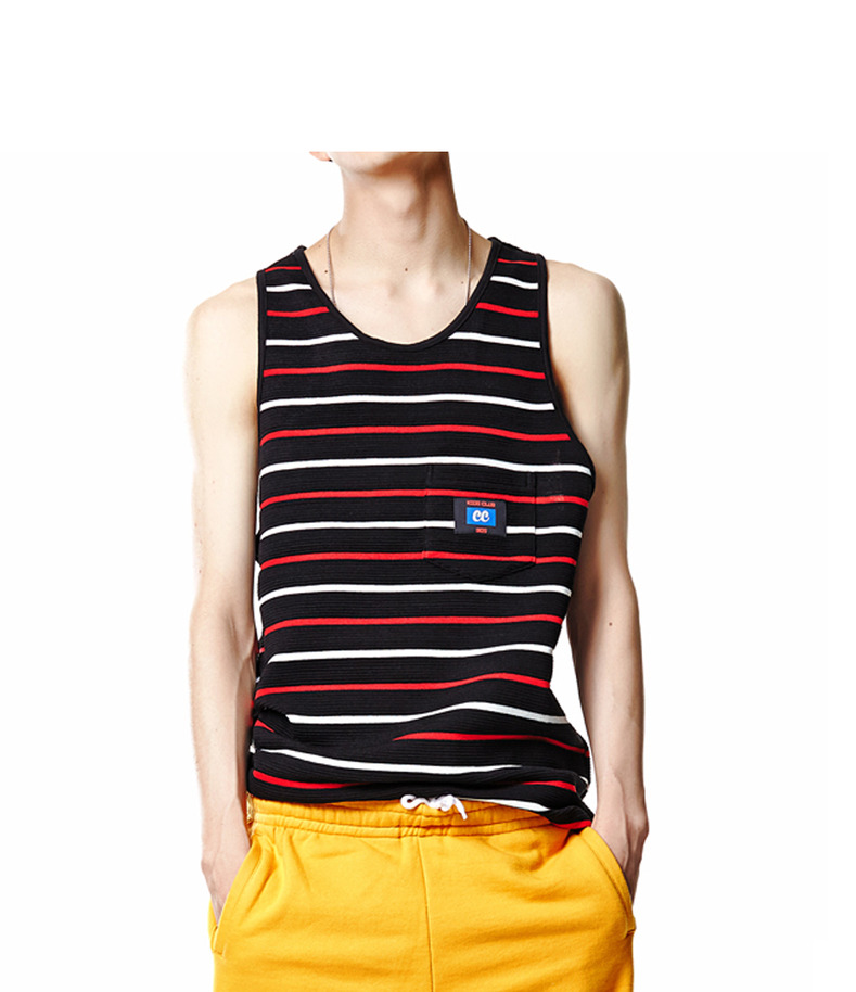 (musinsa)[90's Kids Club]Sleeveless(Black)