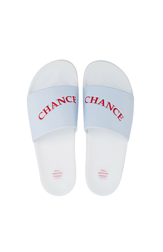 CHANCECHANCE Slipper(White)