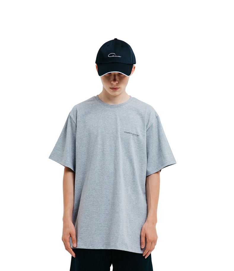 CHANCECHANCE Original T-Shirt(Gray)
