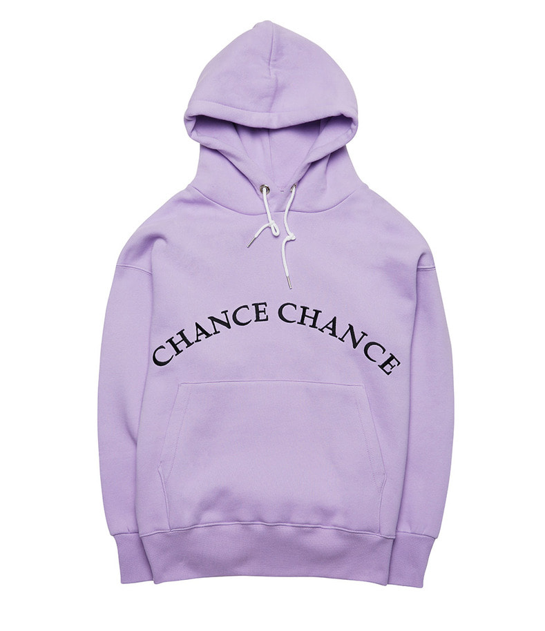 Purple Logo Hoody-T(기모)