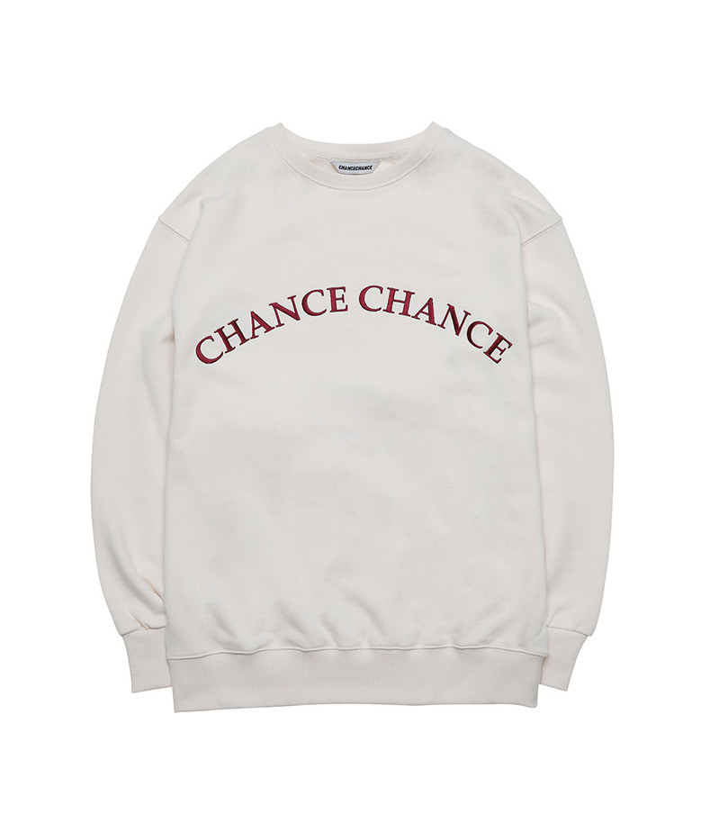 CHANCECHANCE Cream MTM(기모없음)