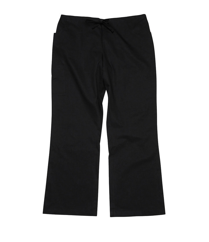 Label Pants(Black)