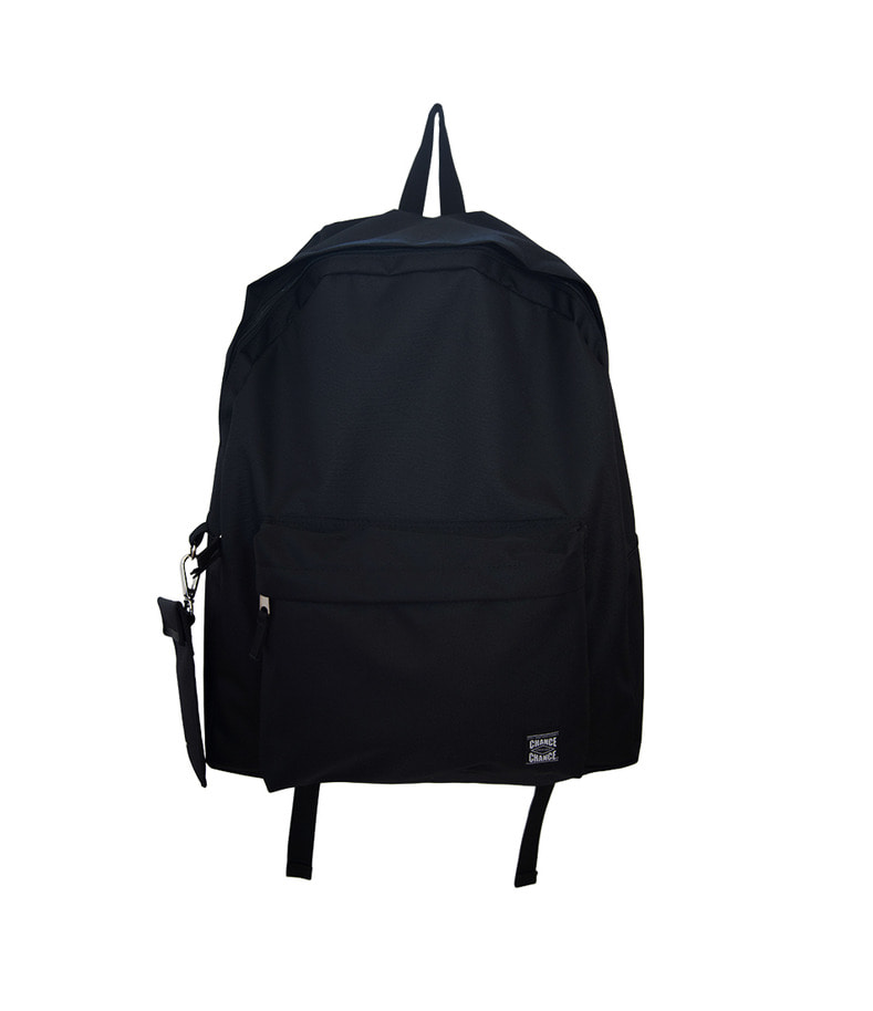 Label Backpack(Black)