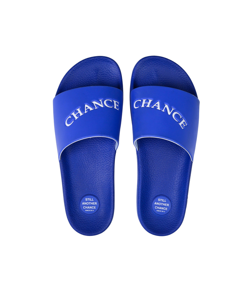 CHANCECHANCE Slipper(Blue)