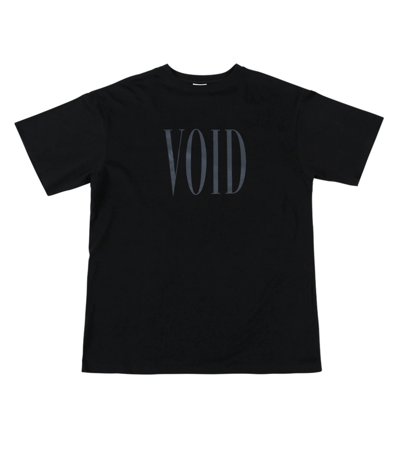 VOID T-Shirt(Gray)