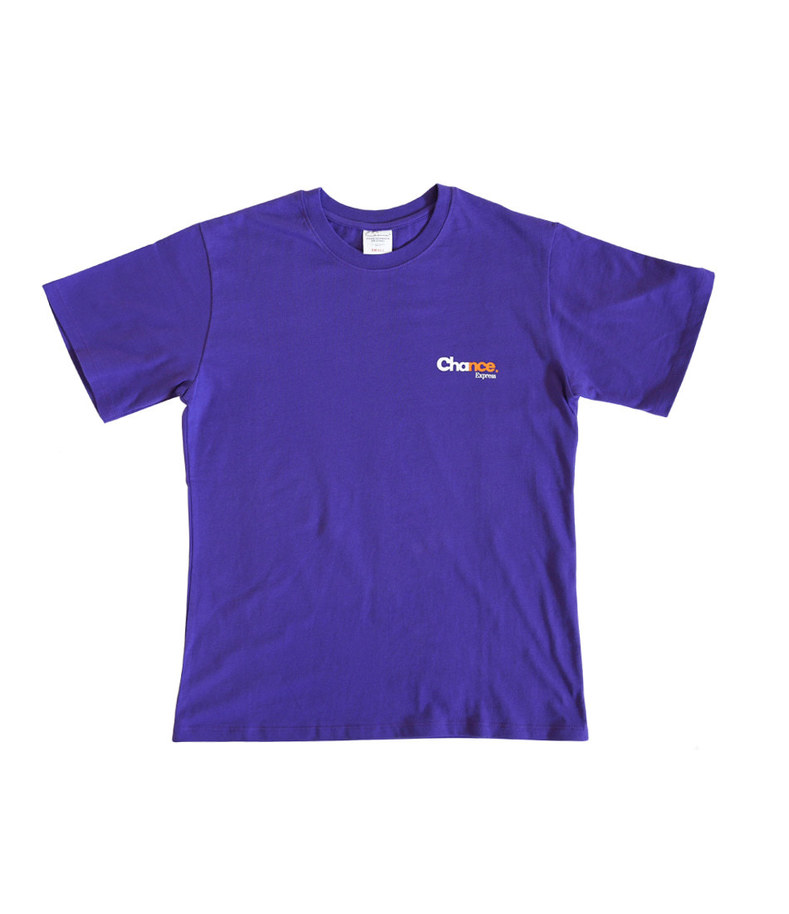 Chance Fedex Parody T-Shirt(Purple)