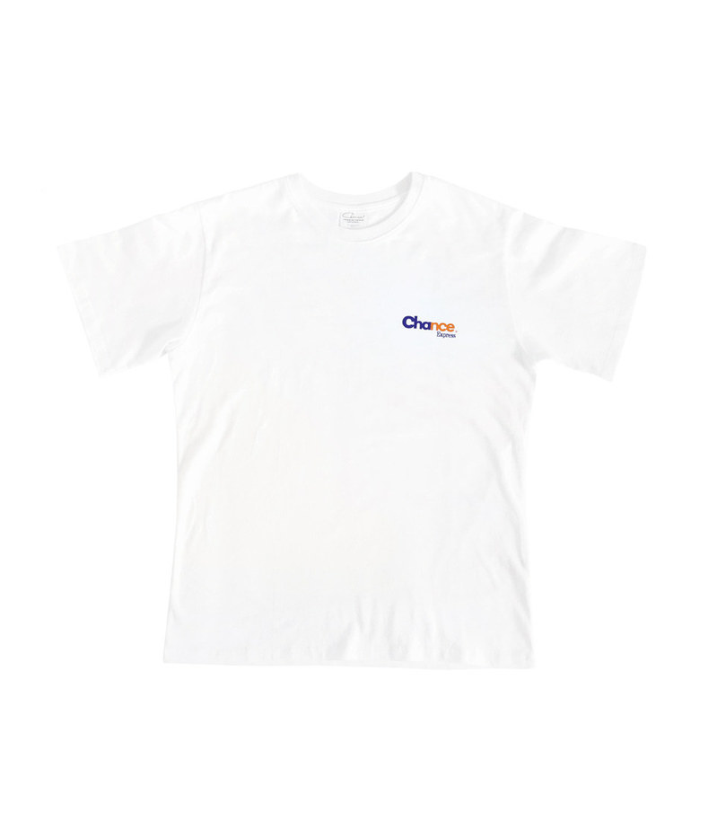 Chance Fedex Parody T-Shirt(White)