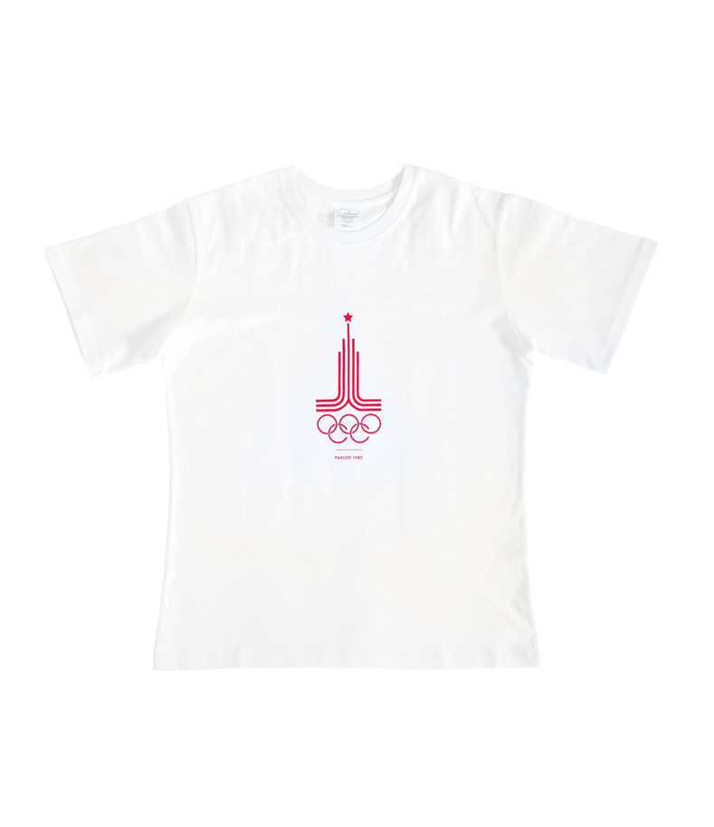 Chance Olympic Parody T-Shirt(White)