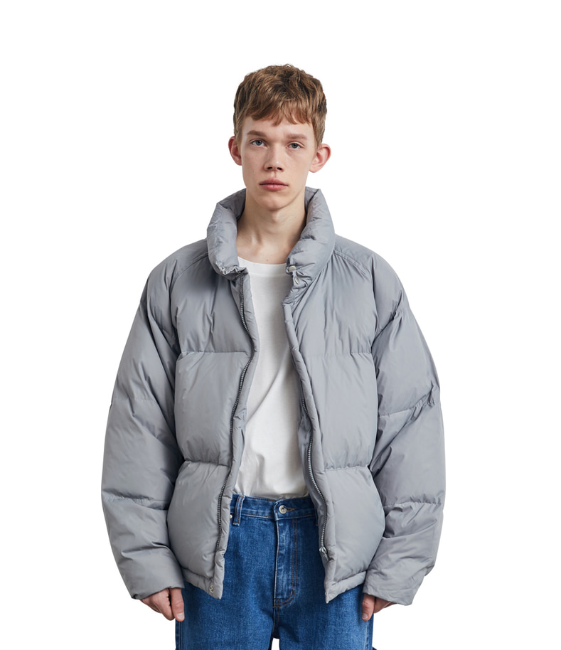 CHANCECHANCE Down Parka(Gray)