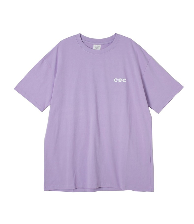 MINI CEC T-SHIRT(PURPLE)