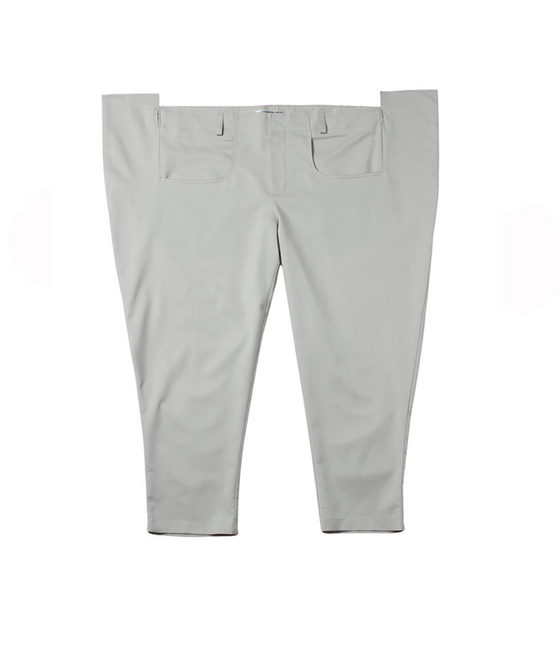 OVERSIZED TROUSERS(GRAY)
