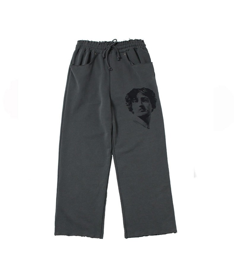 TRAINING PANTS(GRAY)