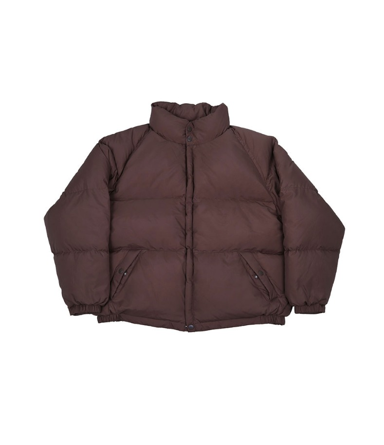 CHANCECHANCE DOWN PARKA(BROWN)