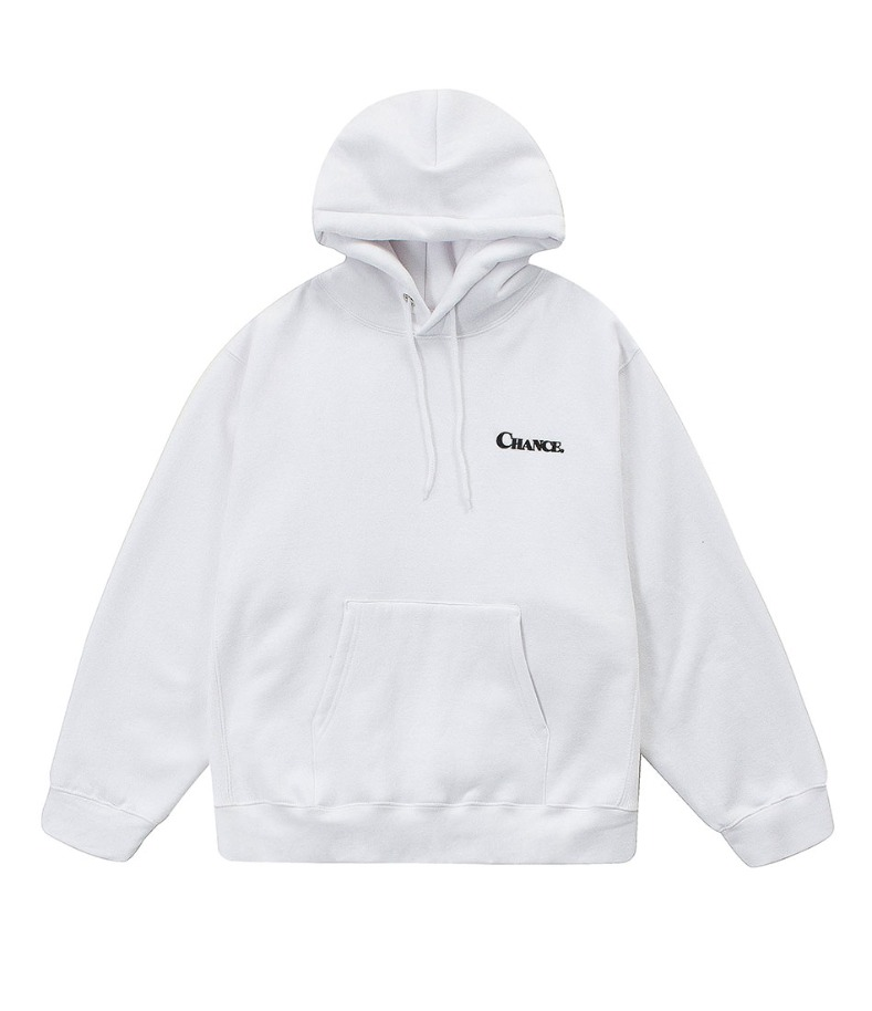 MINI CHANCE HOODY-T(WHITE/기모)