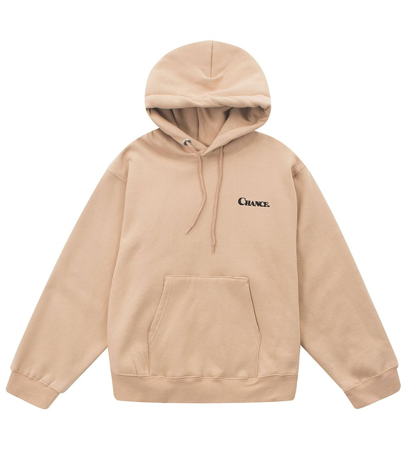MINI CHANCE HOODY-T(BEIGE/기모)
