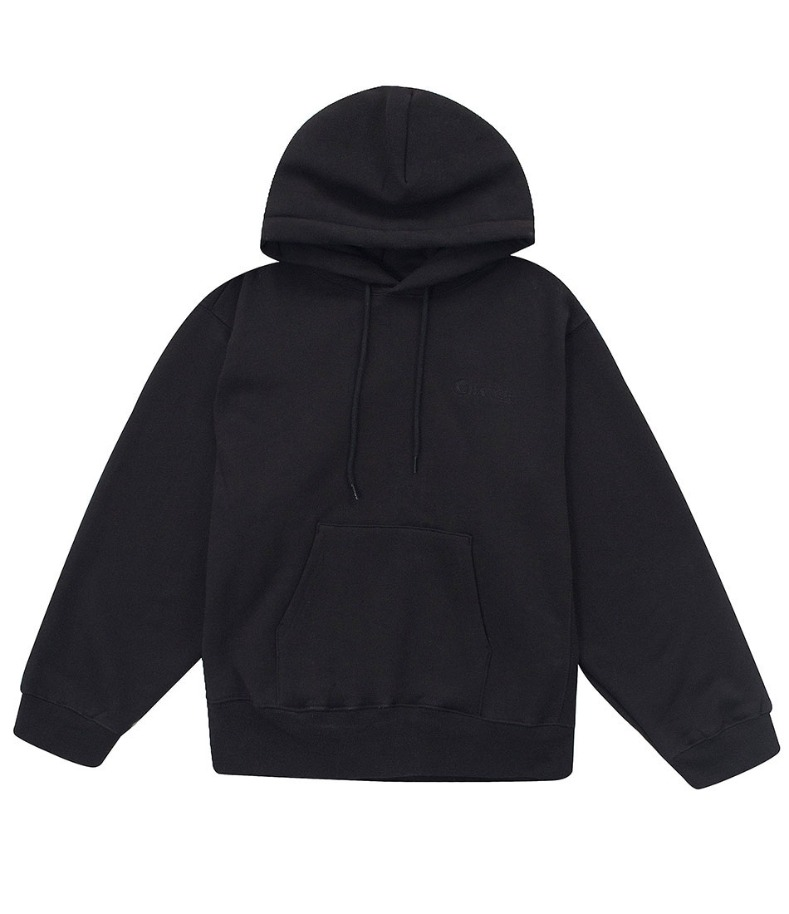 MINI CHANCE HOODY-T(BLACK/기모)