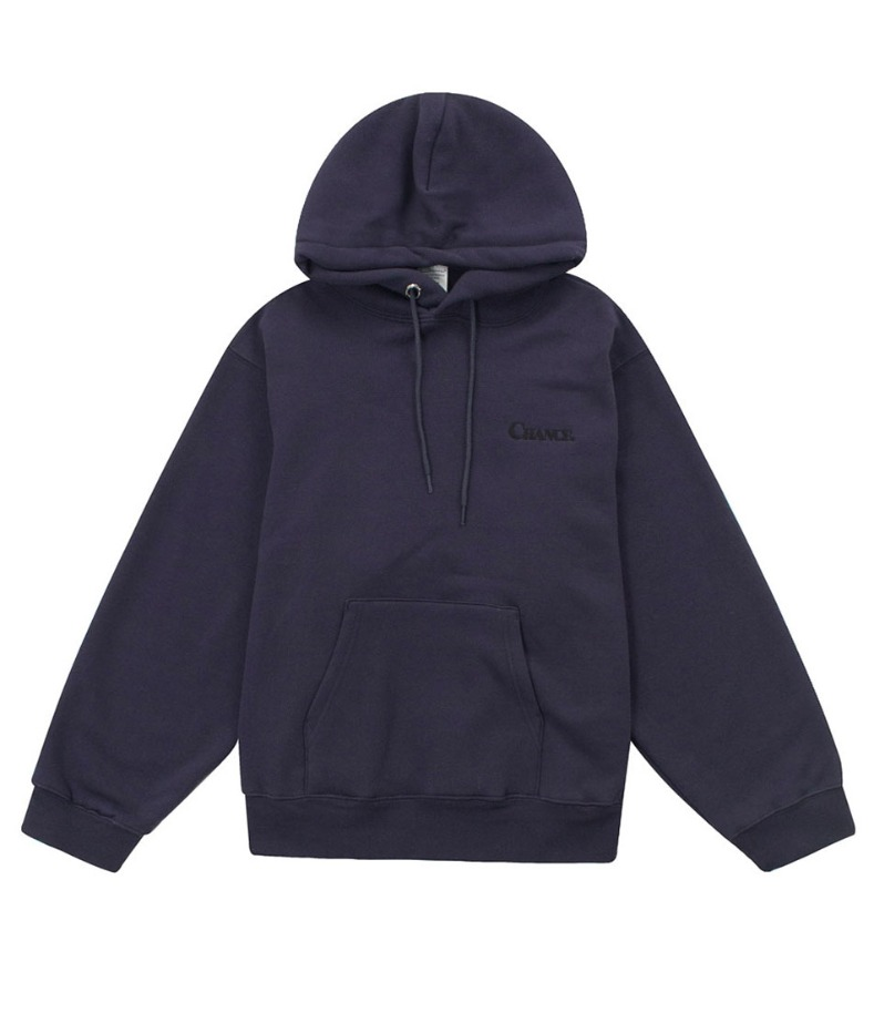 MINI CHANCE HOODY-T(NAVY/기모)