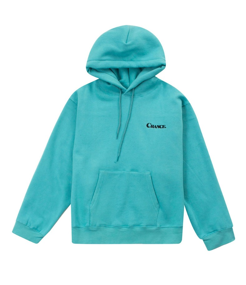 MINI CHANCE HOODY-T(MINT/기모)