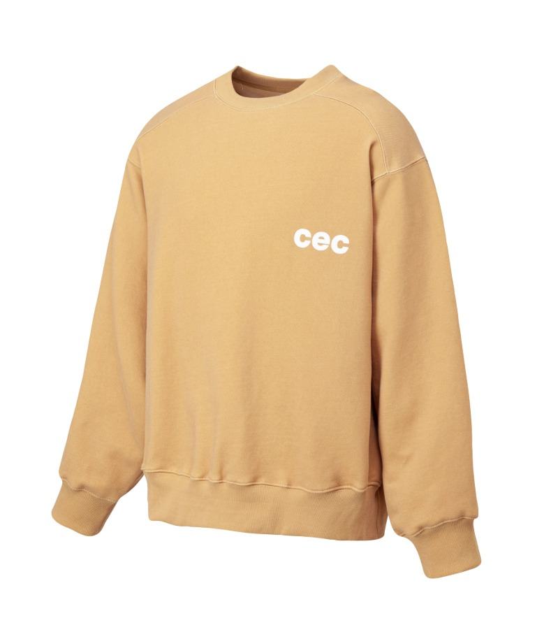 CEC SWEATSHIRT(FADED BEIGE)