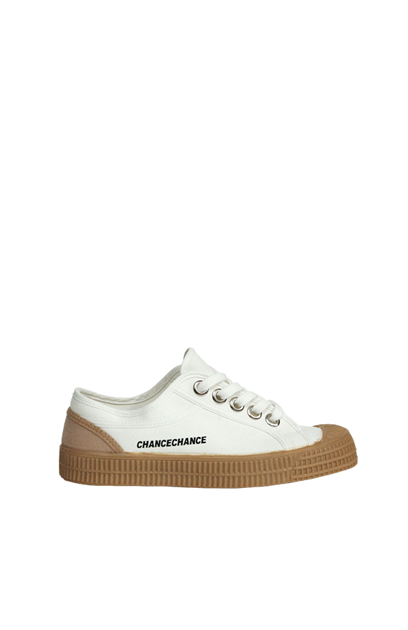 [CHANCECHANCE×NOVESTA]Shoes(Low/WHITE)