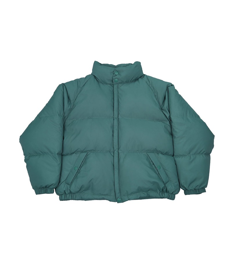 CHANCECHANCE DOWN PARKA(GREEN)