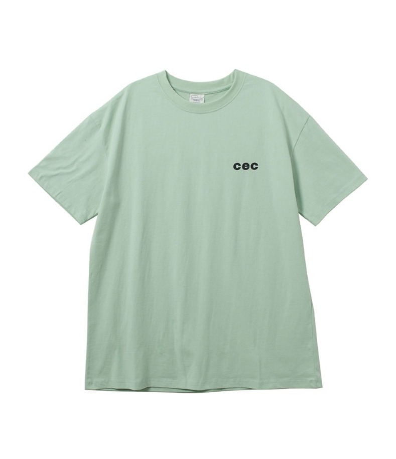 MINI CEC T-SHIRT(MINT)